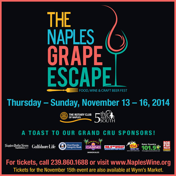 The Naples Grape Escape