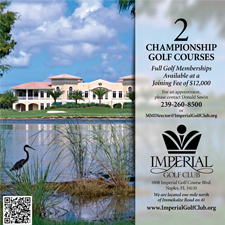 Imperial Golf Club - 2 championship Golf Courses