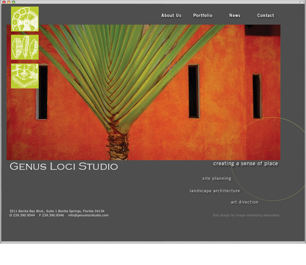 GenusLoci Website
